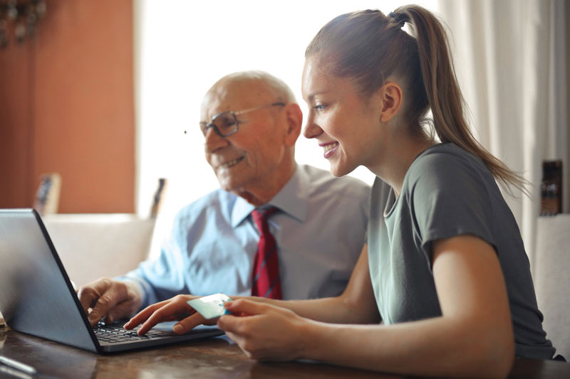 How to Teach Your Parents and Grandparents About Cybersecurity